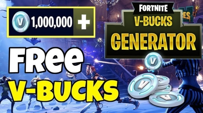Get free 13,500 V-Bucks for Fortnite: Chapter 2 today