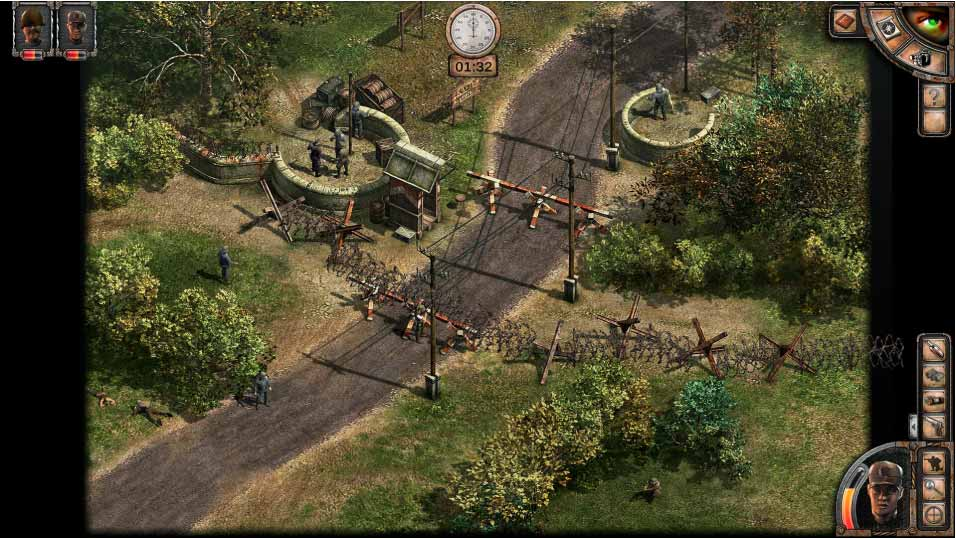 Review Commandos 2: HD Remaster
