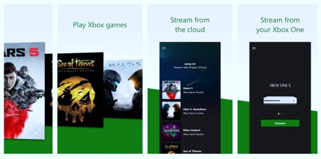 Microsoft's cloud gaming comes to Google Play