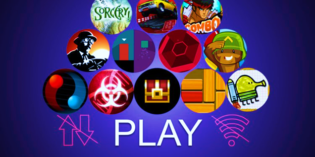 Games for Android that don't need internet to work