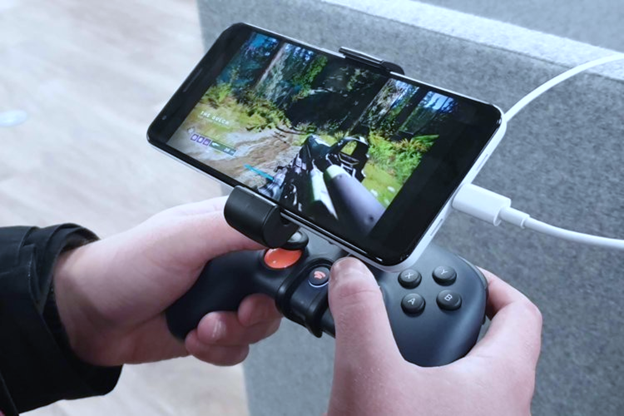 Google Stadia will support new phones and control without a gamepad