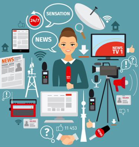 THE CHANGE IN THE MEDIA AND THE IMPORTANCE OF THE INTERNET