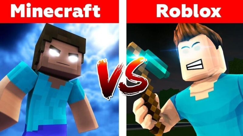 Roblox vs Minecraft – Comparison Pros & Cons