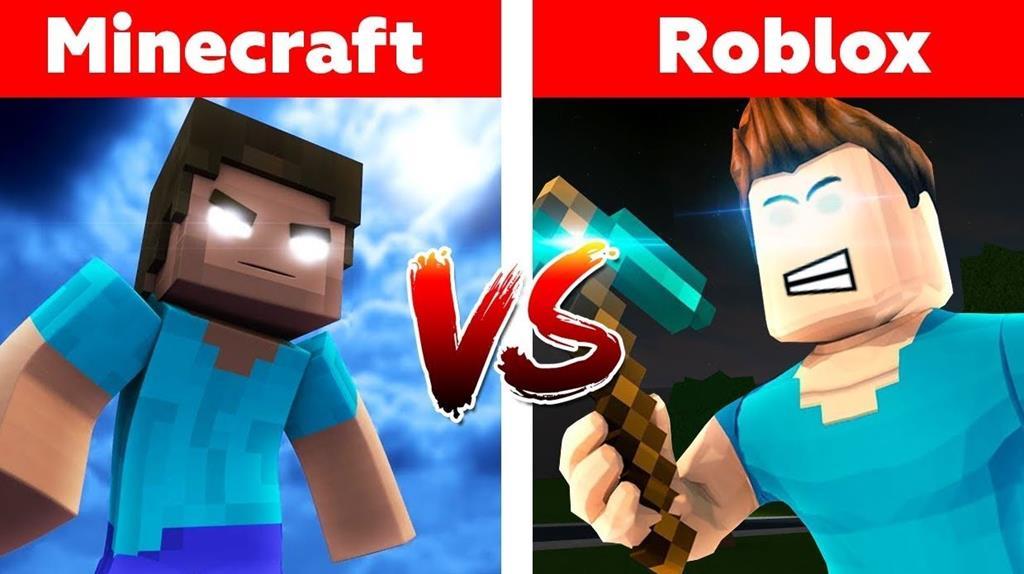 Roblox vs Minecraft – Comparison Pros & Cons