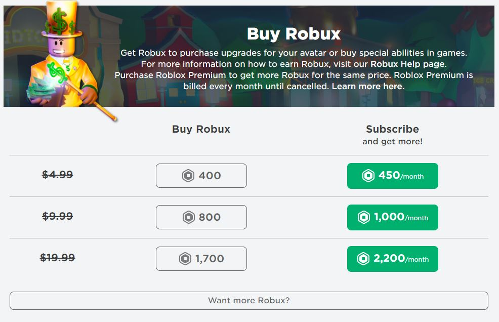 6 Ways to Get Robux For Free