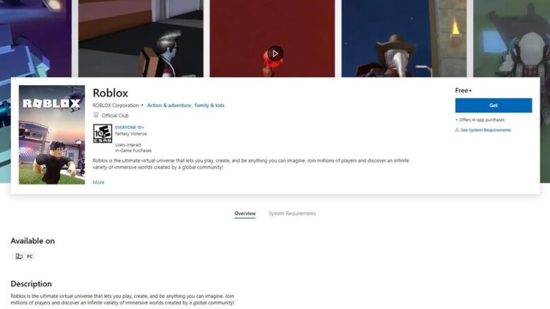 Install Roblox – Tips to fix the most common problems
